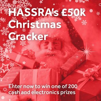 Hassra 50k Christmas Cracker