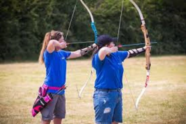 July Festival - Archery, Give us a Clue, Men's 5-a-side and Footgolf participants required